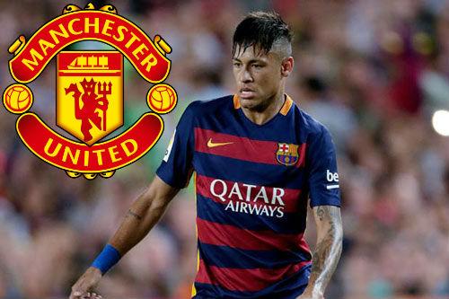 Man Utd có thể thuyết phục được Neymar?