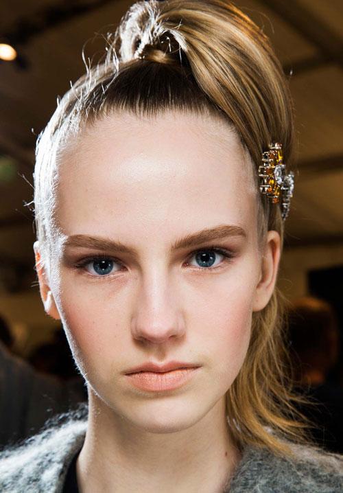 Hai kiểu tóc đang dẫn đầu xu hướng 2015 - 5