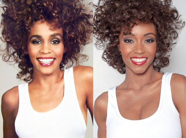 Nữ diễn viên YaYa DaCosta có vai diễn đáng nhớ nhất là vai Whitney Houston trong bộ phim tiểu sử về nữ ca sĩ này.