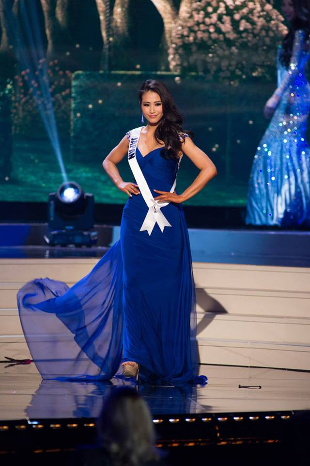 Váy dạ hội của Hoa hậu Hoàn vũ