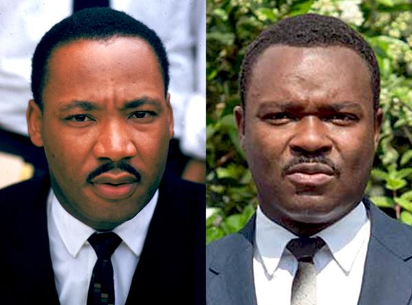 David Oyelowo nổi tiếng với vai diễn Martin Luther King trong phim Selma - tác phẩm gây chú ý ở giải Oscar vừa qua (ảnh: Getty)