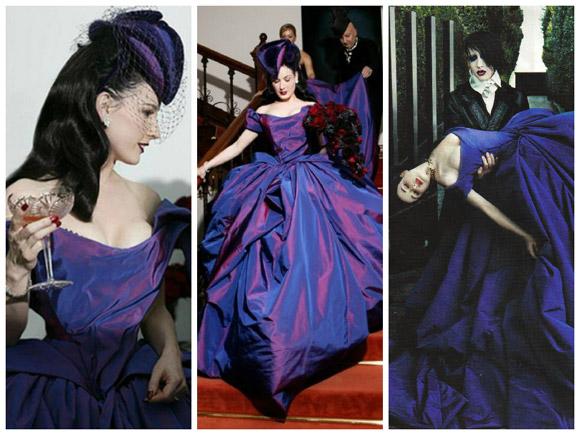 Những chiếc váy cưới tuyệt đẹp mọi thời đại 16