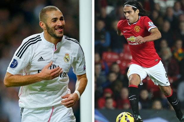 Real Madrid sẽ bán Karim Benzema để dọn chỗ cho Falcao?