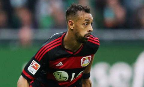 Karim Bellarabi (Leverkusen - 34,67km/h)