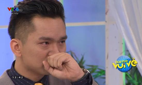 MC Hạnh Phúc và MC Thanh Huyền rơi nước mắt tại Bữa trưa vui vẻ - Ảnh 2.