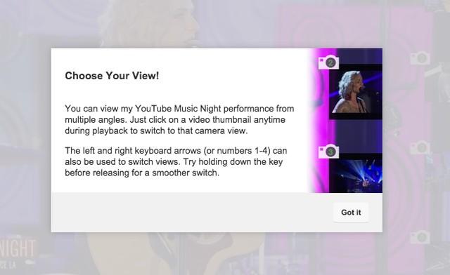 Hướng dẫn sử dụng tính năng mới của YouTube