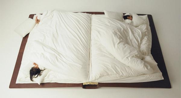 Giường sách là ý tưởng tuyệt vời cho lũ trẻ nhà bạn. Nhưng nếu bạn là một con mọt sách, thì nó có thể dành cho bạn.
