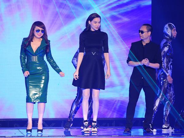 Dàn giám khảo của The Remix 2015