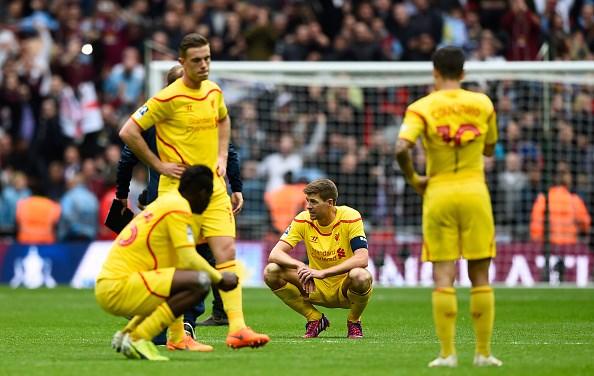 Liverpool chỉ còn duy nhất mục tiêu top 4 Ngoại hạng Anh