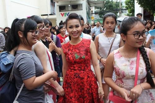 Cẩm Ly, Dương Khắc Linh lộ diện trên ghế nóng Giọng hát Việt nhí - ảnh 2