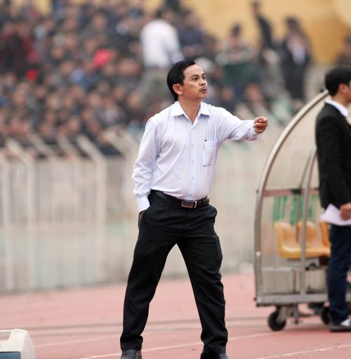 Chủ tịch đương nhiệm CLB, Võ Thành Nhiệm.