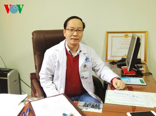 Tiến sĩ Trần Minh Điển