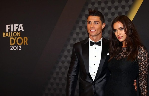 Báo Bồ Đào Nha hé lộ nguyên nhân Ronaldo chia tay Irina Shayk 2