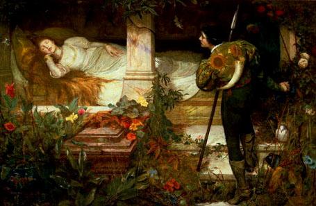 """""""Người đẹp ngủ trong rừng"""""""