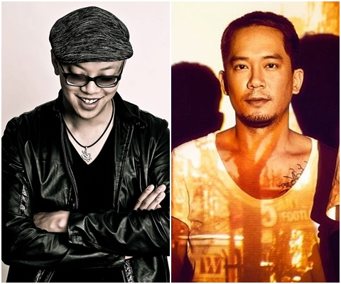 Chí Thanh (ảnh trái) và Chí Thiện (ảnh phải, thuộc nhóm Chopstick & Johnjon) là hai DJ tài năng người Đức gốc Việt được Trí Minh mời về Việt Nam biểu diễn lần này.