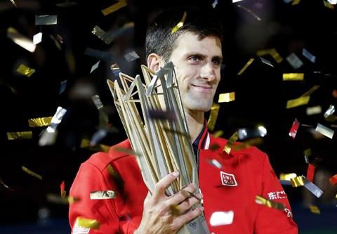 Djokovic trải qua 1 năm đại thành công về danh hiệu lẫn tiền bạc