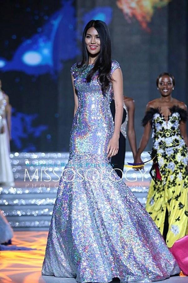 Cô lọt Top 11 Hoa hậu Thế giới