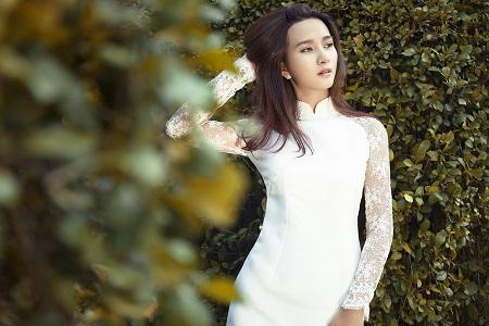 Nhan sắc ngọt ngào của mỹ nhân một con Kim Tuyến