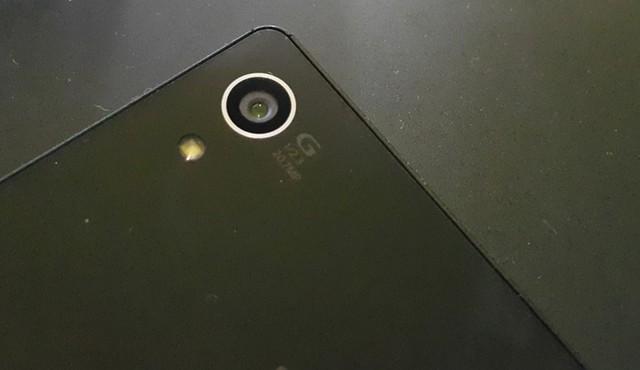 Xperia Z4 sẽ được trang bị camera sau có độ phân giải 20,7MP
