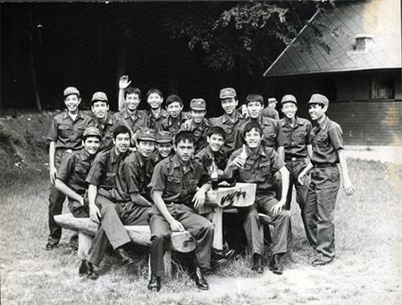 CLB Thể Công từng chinh phục rất nhiều trái tim các thế hệ CĐV Việt Nam