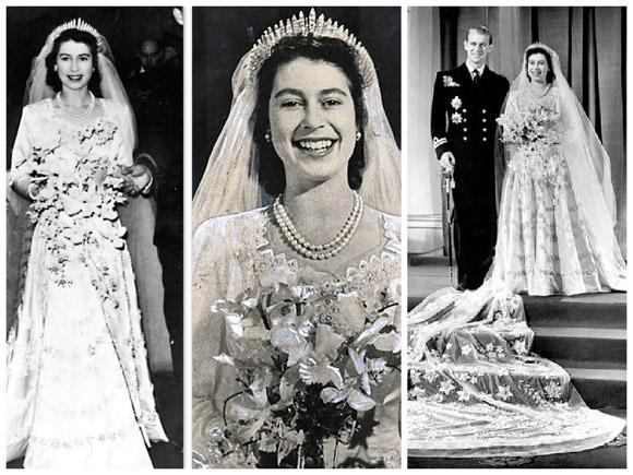 Những chiếc váy cưới tuyệt đẹp mọi thời đại 1