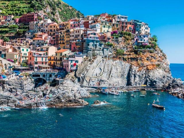 Trong 5 năm liên tiếp Italia đứng vị trí đầu bảng do khách du lịch bầu chọn.