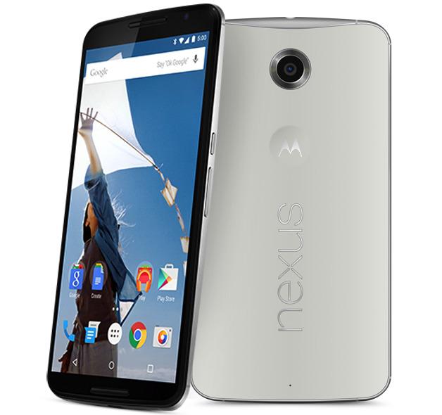 Nexus 6 - Chiếc phablet đầu tiên của Google