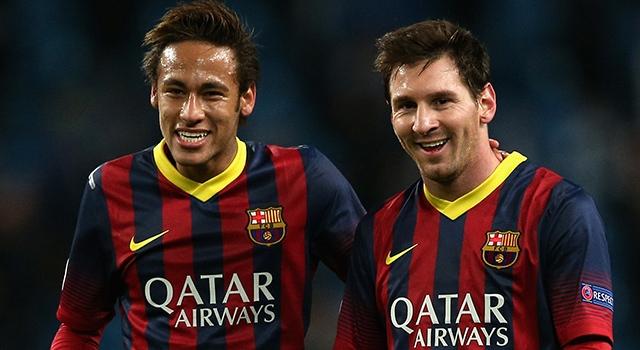 Neymar sẽ trở thành cầu thủ hưởng lương cao thứ 2 tại Barcelona chỉ sau Messi