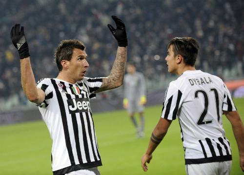 Champions League vẫn đang là điều tiếc nuối với Juventus...
