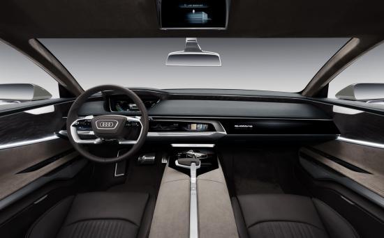 Audi trang bị cho Prologue Allroad Concept 4 ghế ngồi riêng biệt