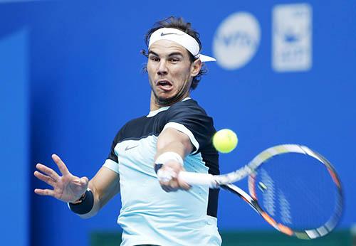 Nadal đã không thể ngăn cản phong độ tuyệt vời của Djokovic
