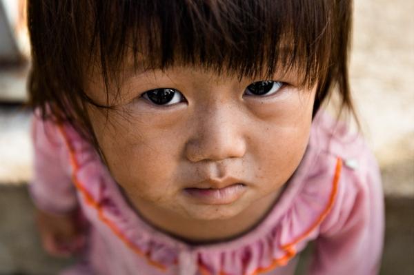 Nhiếp ảnh gia dành nhiều tình cảm cho trẻ em và người già vùng cao