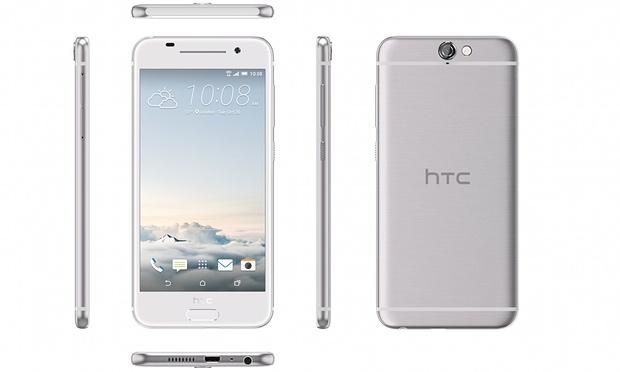 HTC One A9 chỉ dày 7,26 mm và nặng 143 g
