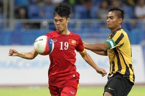 Văn Toàn sẽ là niềm hy vọng của tuyển Việt Nam tại SEA Games 29