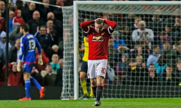 Man Utd sẽ đứng dậy sau thất bại tại Cúp Liên đoàn Anh?