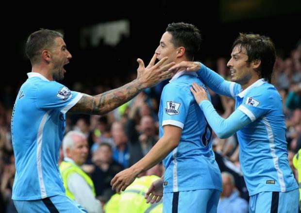 Man City đang vững vàng ở vị trí số 1 trên BXH Ngoại hạng Anh