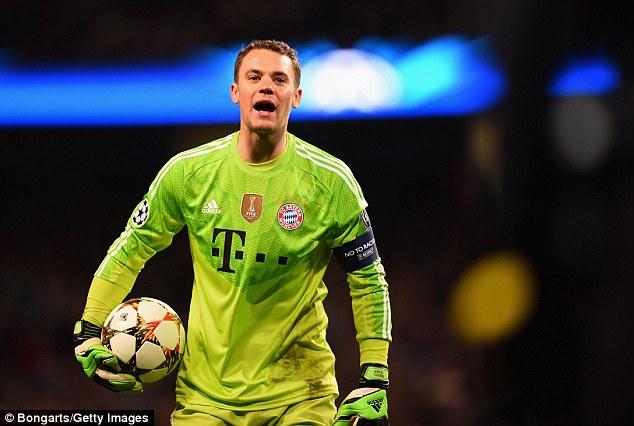 Neuer đến với đội bóng nào, anh chắc chắn sẽ phải là số 1.