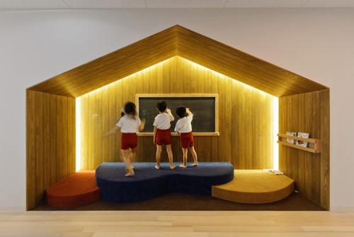 """""""Mãn nhãn"""" với những trường mẫu giáo đẹp như mơ tại Nhật Bản - 8"""
