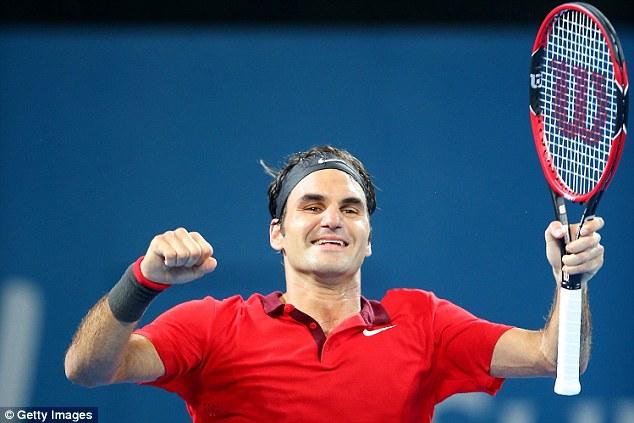 Roger Federer đã có chức vô địch Brisbane lần đầu tiên trong sự nghiệp