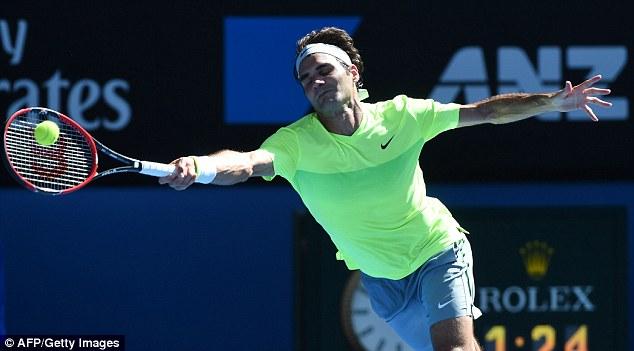 Federer đã không còn là chính mình