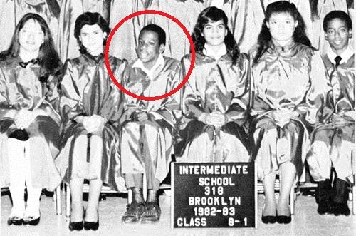 Rapper Jay-Z từng là một anh chàng bé nhỏ và khá rụt rè.