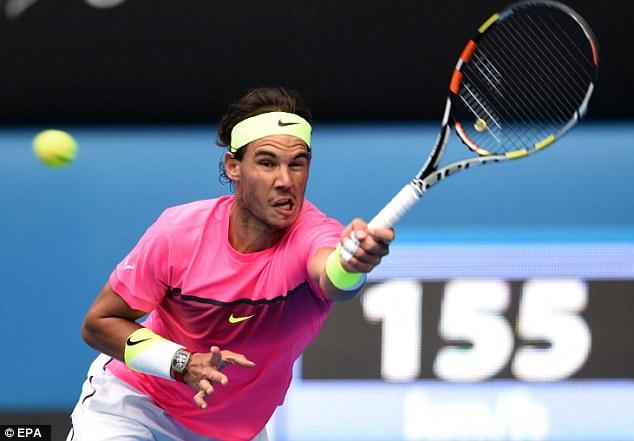 Nadal sẽ đối đầu với thử thách mang tên Tomas Berdych