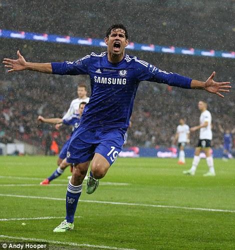 Để Chelsea dẫn trước tới 2 bàn, xem như, cơ hội lật ngược thế cờ của Tottenham đã trở nên ít hơn rất nhiều.