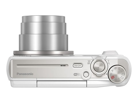 Lumix DMC ZS45 chỉ có khả năng zoom quang 20x