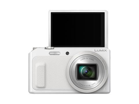 Lumix DMC ZS45 với màn hình LCD lật