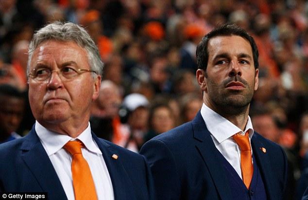 Hà Lan đang đứng trước nguy cơ không thể góp mặt tại Euro 2016