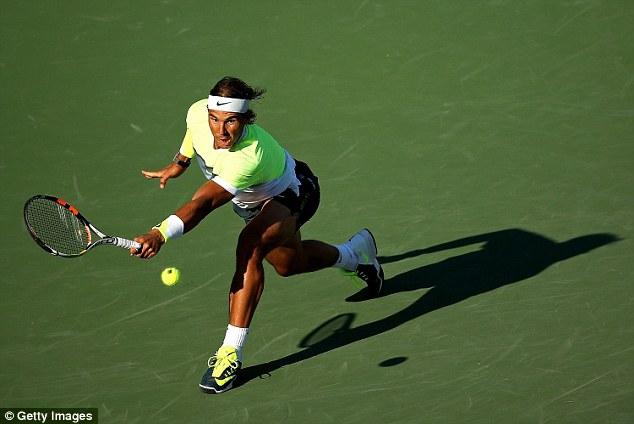 Rafael Nadal dường như đã bước sang bên kia sườn dốc của sự nghiệp