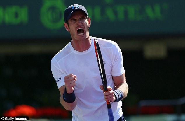 Andy Murray có chiến thắng thứ 500 trong sự nghiệp