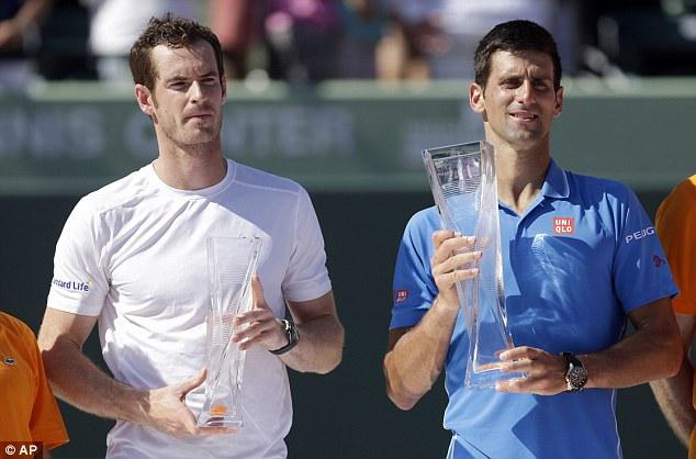 Murray đã lần thứ 3 liên tiếp thất bại trước Djokovic trong năm 2015