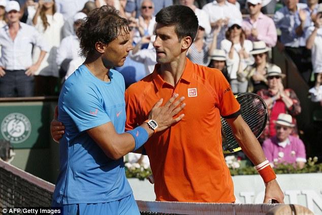 Novak Djokovic sẽ là đối thủ của Andy Murray tại vòng bán kếtt